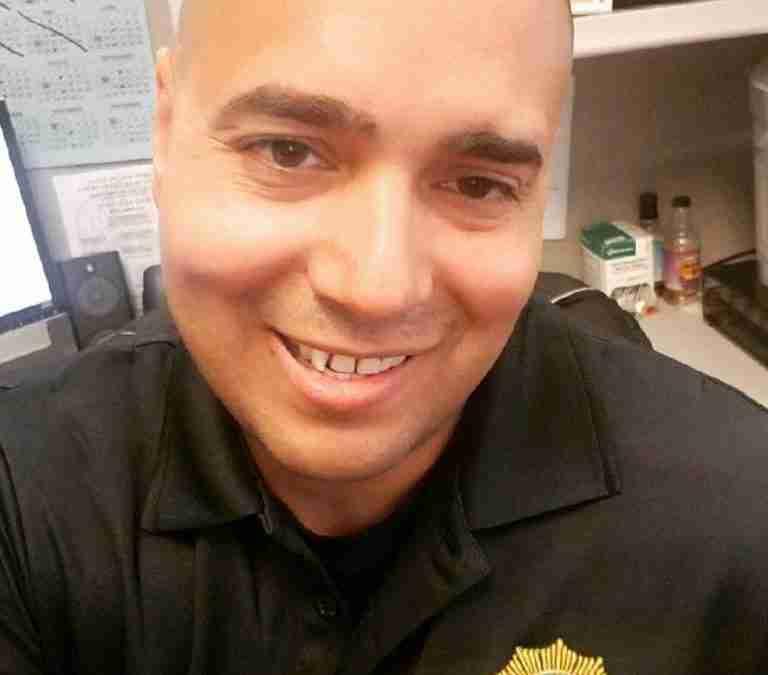Congratulations Lt. Correa