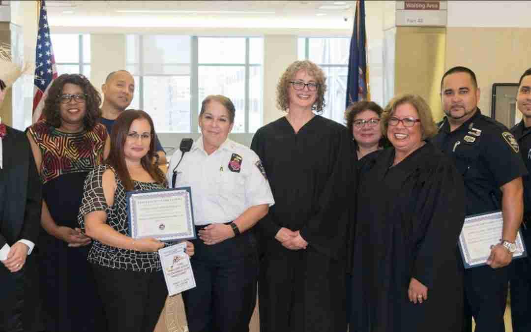 Brooklyn Family Court celebrates Hispanic Heritage Month